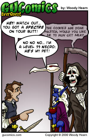 Comic for: November 15th, 2000 - Explanation not Available.