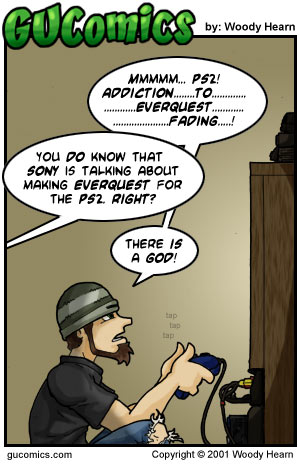 Comic for: April 9th, 2001 - Explanation not Available.