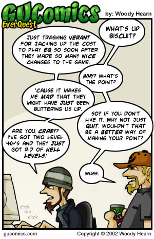 Comic for: March 27th, 2002 - Explanation not Available.