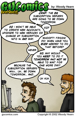Comic for: June 19th, 2002 - Explanation not Available.