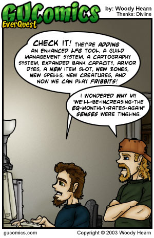 Comic for: January 17th, 2003 - Explanation not Available.