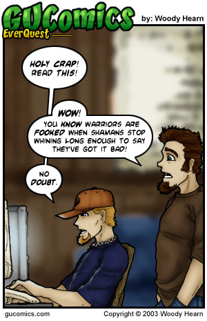 Comic for: October 1st, 2003 - Explanation not Available.