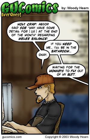 Comic for: November 10th, 2003 - Explanation not Available.