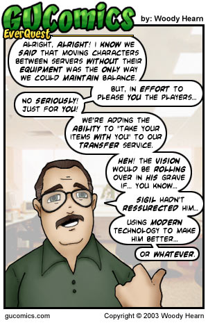 Comic for: November 12th, 2003 - Explanation not Available.