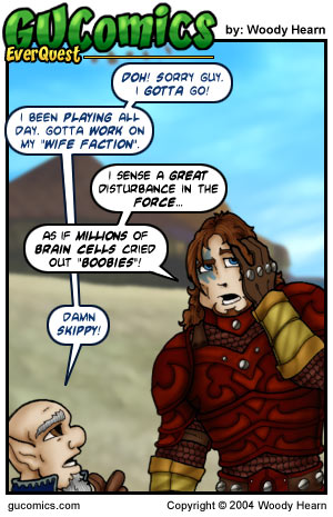 Comic for: January 16th, 2004 - Explanation not Available.