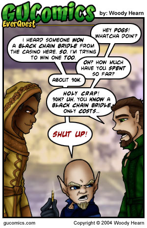 Comic for: March 23rd, 2004 - Explanation not Available.