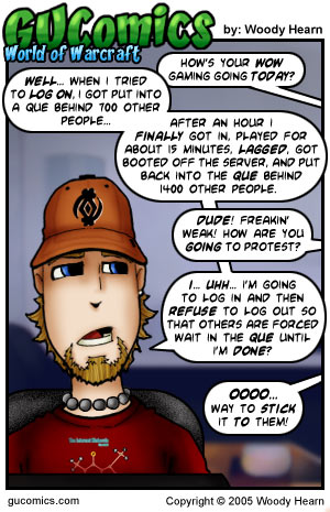 Comic for: January 18th, 2005 - Click Here for more Info!