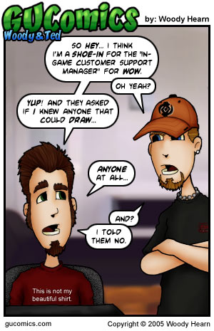 Comic for: June 6th, 2005 - Explanation not Available.