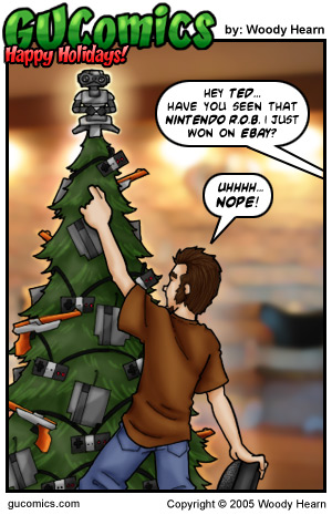 Comic for: December 22nd, 2005 - Explanation not Available.