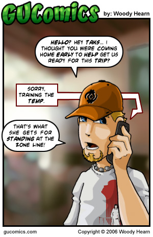 Comic for: July 5th, 2006 - Explanation not Available.