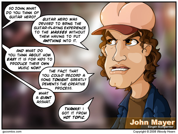 Comic for: June 9th, 2008 - Explanation not Available.