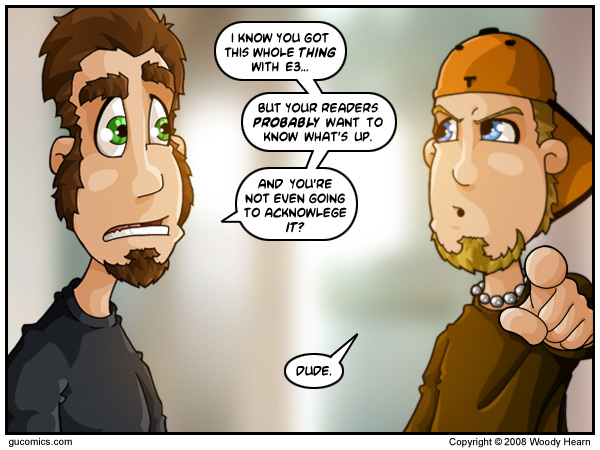 Comic for: July 16th, 2008 - Explanation not Available.