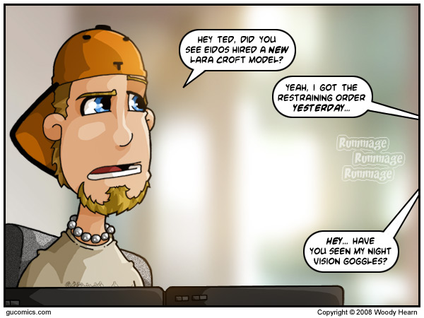 Comic for: August 12th, 2008 - Explanation not Available.
