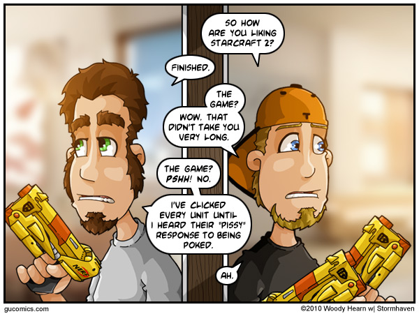 Comic for: August 10th, 2010 - Click Here for more Info!