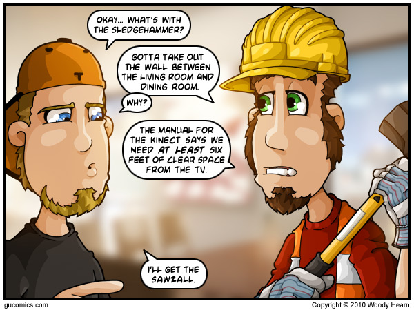 Comic for: October 6th, 2010 - Explanation not Available.