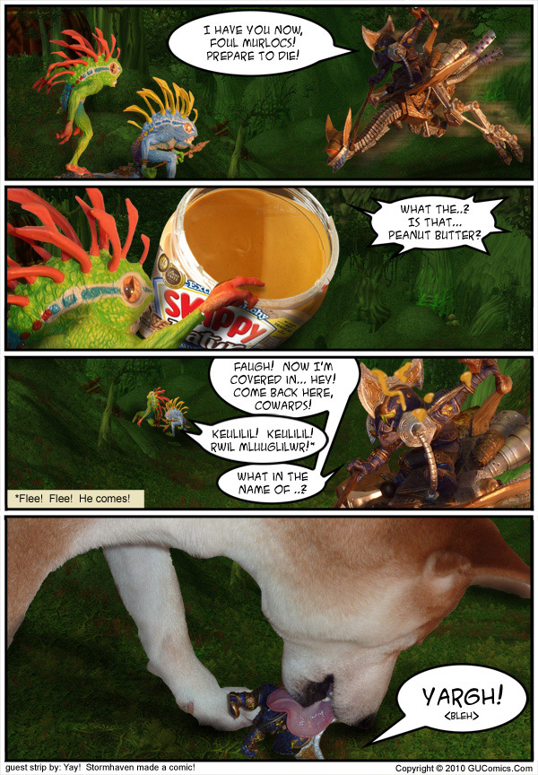 Comic for: December 1st, 2010 - Explanation not Available.