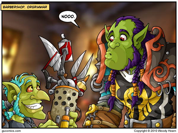Comic for: December 14th, 2010 - Click Here for more Info!
