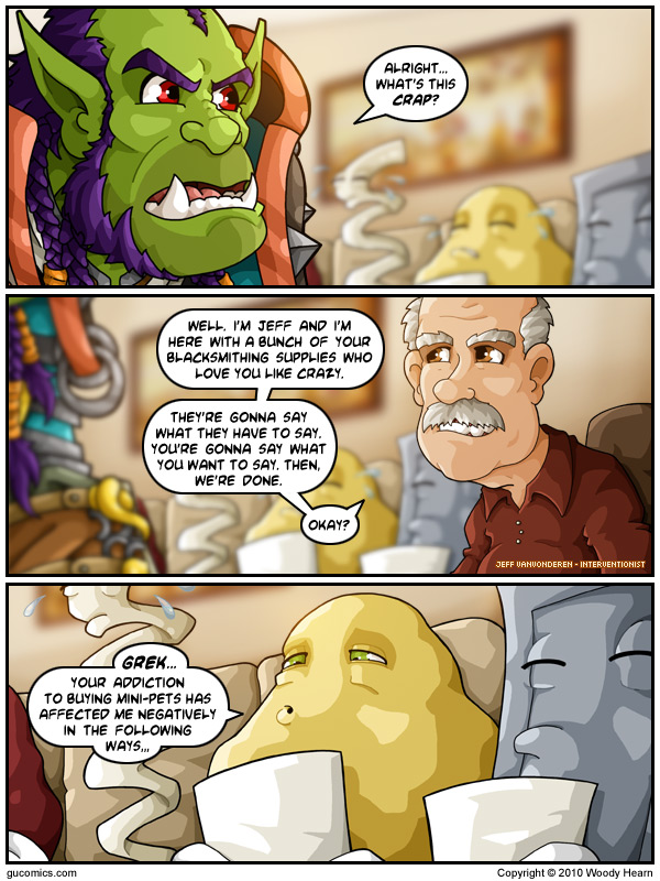 Comic for: December 16th, 2010 - Click Here for more Info!