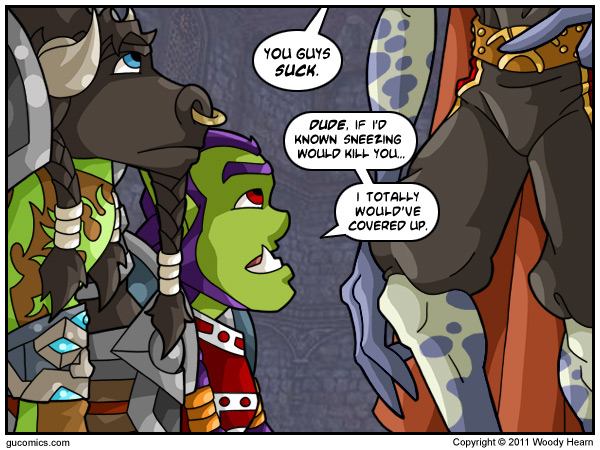Comic for: June 16th, 2011 - Explanation not Available.
