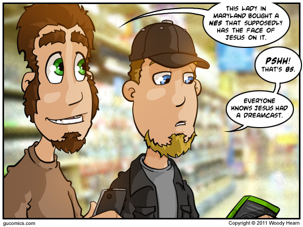 Comic for: September 27th, 2011