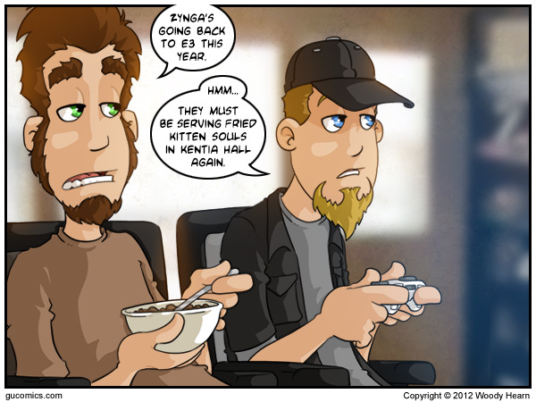 Comic for: May 25th, 2012 - Explanation not Available.