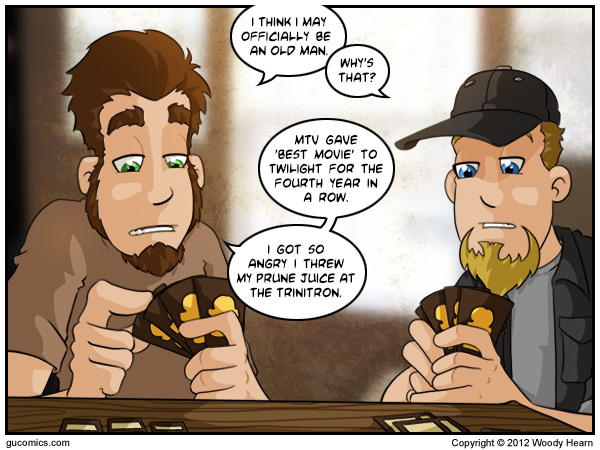 Comic for: June 5th, 2012 - Explanation not Available.