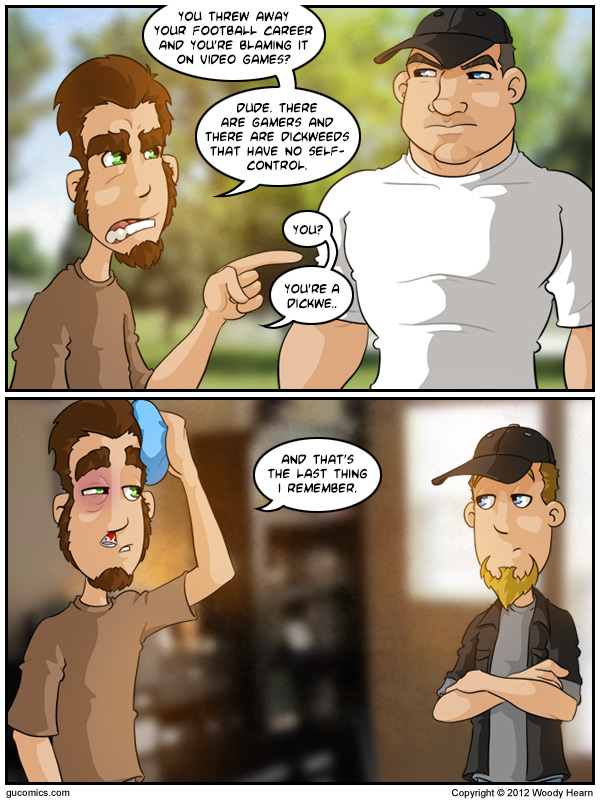 Comic for: June 13th, 2012