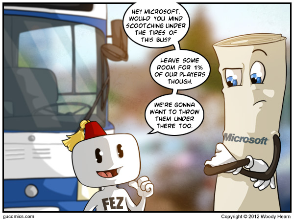 Comic for: July 23rd, 2012 - Click Here for more Info!