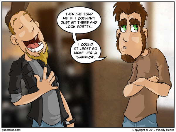 Comic for: August 15th, 2012 - Click Here for more Info!