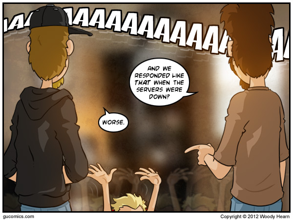 Comic for: November 6th, 2012 - Click Here for more Info!