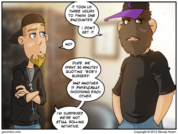 Comic for: December 27th, 2012