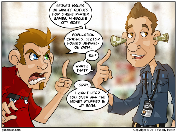 Comic for: March 8th, 2013