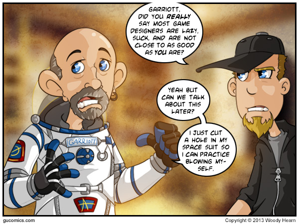 Comic for: March 20th, 2013 - Click Here for more Info!