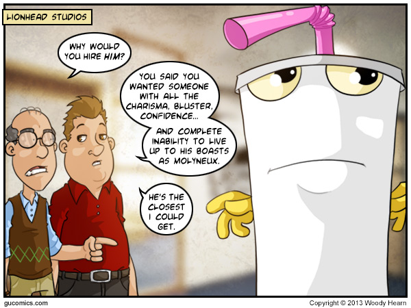 Comic for: April 24th, 2013 - Click Here for more Info!