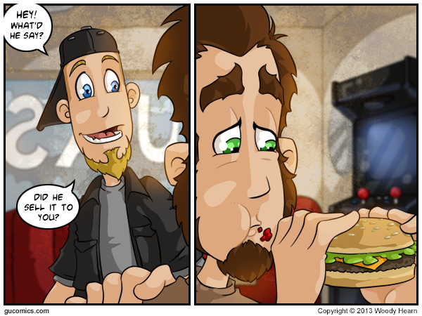 Comic for: August 26th, 2013 - Click Here for more Info!