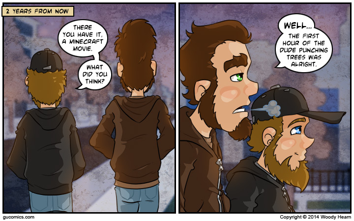 Comic for: February 28th, 2014