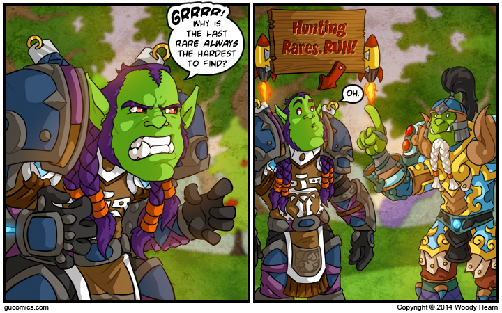 Comic for: March 5th, 2014
