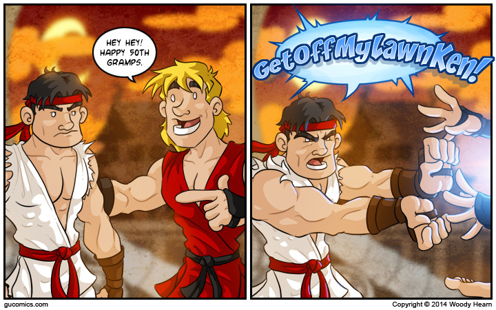 Comic for: July 21st, 2014