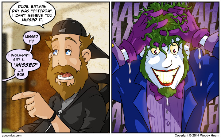 Comic for: July 24th, 2014 - Click Here for more Info!