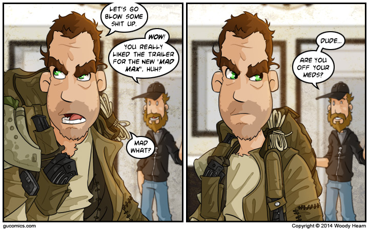Comic for: July 28th, 2014 - Click Here for more Info!