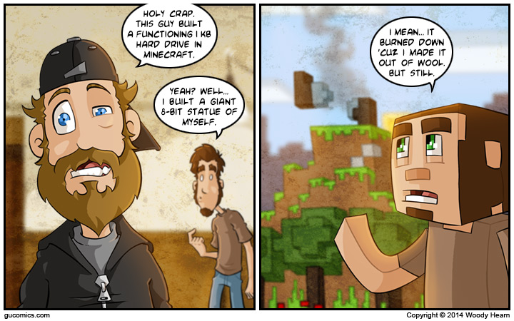 Comic for: September 1st, 2014