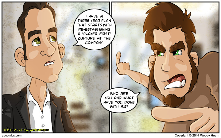 Comic for: September 23rd, 2014 - Click Here for more Info!