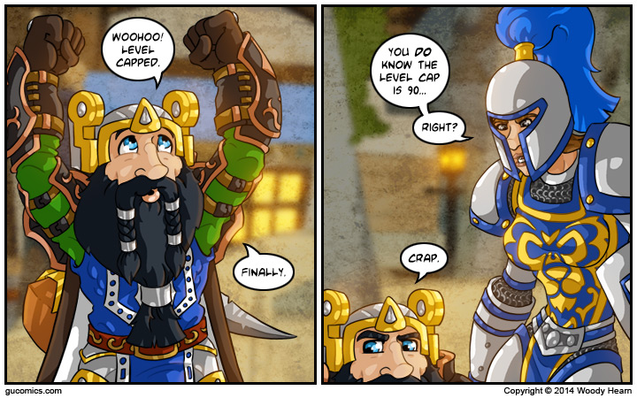Comic for: October 6th, 2014