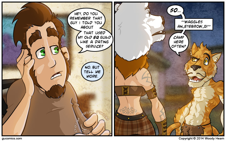 Comic for: October 28th, 2014 - Click Here for more Info!
