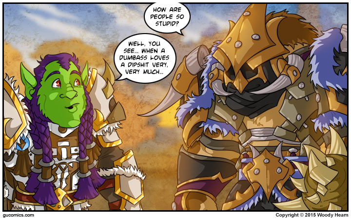 Comic for: January 23rd, 2015 - Click Here for more Info!